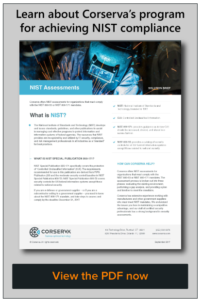 NIST Compliance - The Definitive Guide to the NIST 800-171 Mandate