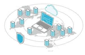 Cloud based multi tenancy