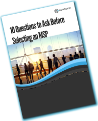 10 Questions to Ask Before Selecting an MSP