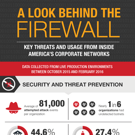 A Look Behind the Firewall